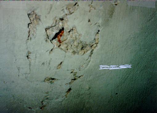 Three Sided Precast Concrete Box Culvert: Delamination of Concrete