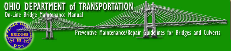 ODOT Bridge Preventive Maintenance Manual Banner