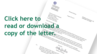 Click here to download or read the letter