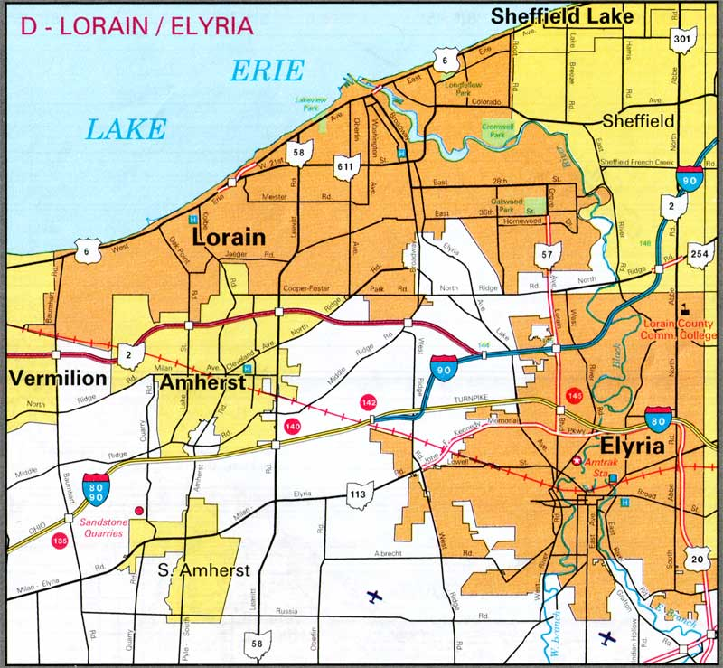 Cities Lorain