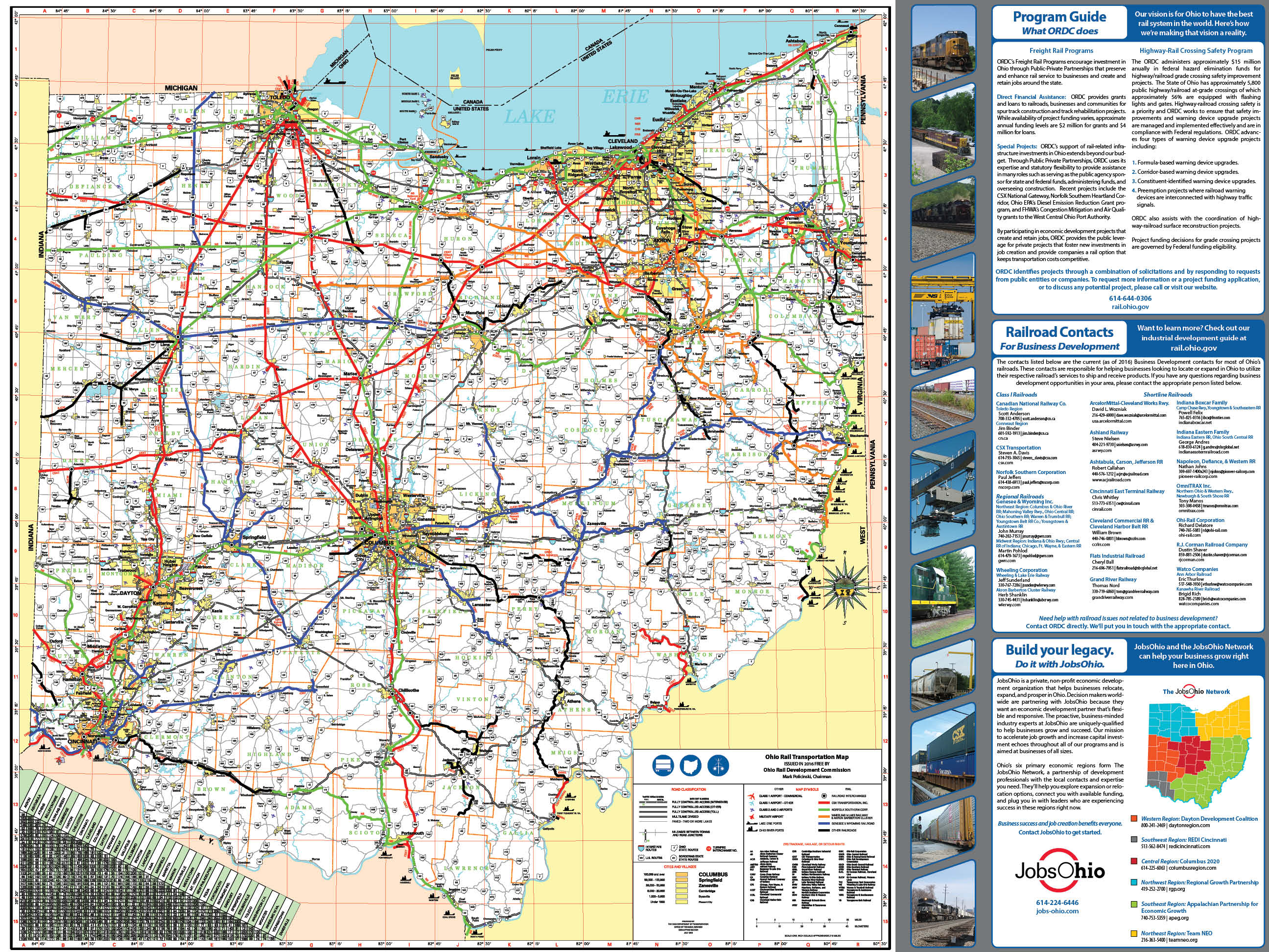 Pages - Ohio Rail Map